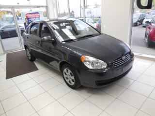 Used 2008 Hyundai Accent GL AUTO TRACTION AVANT A/C GROUPE ÉLECTR for sale in Dorval, QC