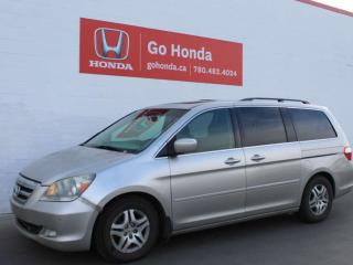 Used 2005 Honda Odyssey Touring for sale in Edmonton, AB