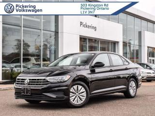Used 2019 Volkswagen Jetta COMFORTLINE!! AUTO! APPLE CAR PLAY + ANDROID AUTO for sale in Pickering, ON