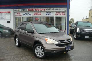 Used 2010 Honda CR-V LX for sale in Toronto, ON