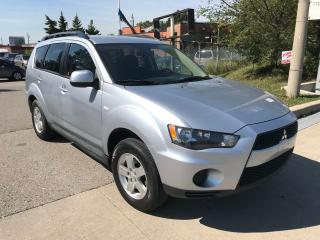 Used 2013 Mitsubishi Outlander ES,AWD,169K,SAFETY+3YEARS WARRANTY INCLUDED for sale in Toronto, ON
