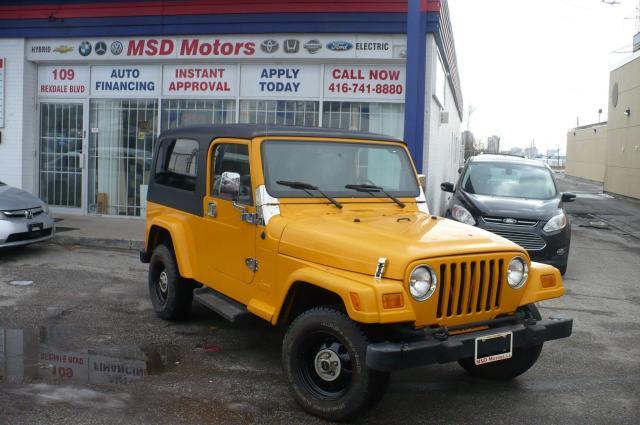 2005 Jeep TJ UNLIMITED