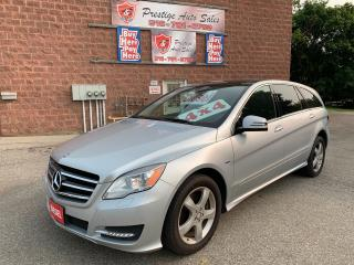 Used 2011 Mercedes-Benz R 350 BlueTEC/DIESEL/4WD/3L/SAFETY INCLUDED for sale in Cambridge, ON