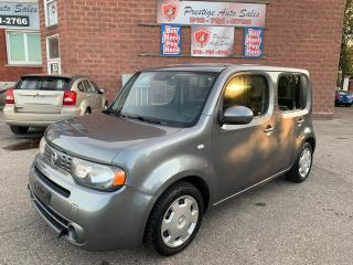 Used 2009 Nissan Cube 1.8 S/ONE OWNER/SAFETY INCLUDED for sale in Cambridge, ON
