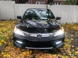 Used 2017 Honda Accord SEDAN for sale in London, ON