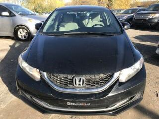 Used 2013 Honda Civic LX for sale in Gloucester, ON