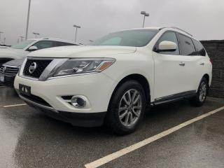 Used 2014 Nissan Pathfinder SL V6 4x2 at for sale in Surrey, BC
