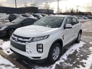New 2020 Mitsubishi RVR ES for sale in Mississauga, ON