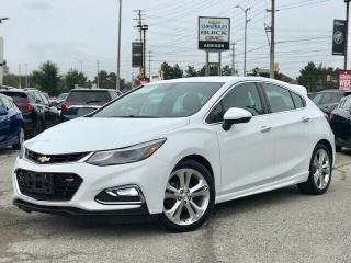 Used 2017 Chevrolet Cruze Premier RS PKG|Heated Leather|Remote Start| for sale in Mississauga, ON