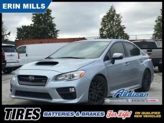 Used 2017 Subaru WRX STI Sport for sale in Mississauga, ON