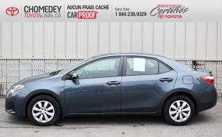 Used 2015 Toyota Corolla S, automatique for sale in Laval, QC