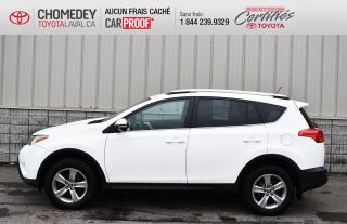 Used 2015 Toyota RAV4 XLE, TOIT OUVRANT, CAMÉRA DE RECUL for sale in Laval, QC