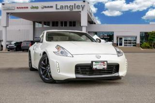 Used 2017 Nissan 370Z MANUAL, BLACK WHEELS, 323 HORSEPOWER, RWD for sale in Surrey, BC