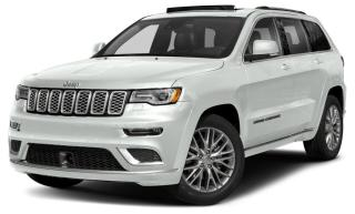 Used 2020 Jeep Grand Cherokee Summit for sale in Surrey, BC