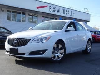 Used 2017 Buick Regal Premium Type ll, Navigation, Radar Assist for sale in Vancouver, BC