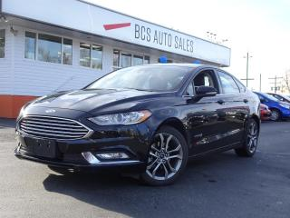 Used 2017 Ford Fusion SE Hybrid Edition, Navigation, Super Clean for sale in Vancouver, BC