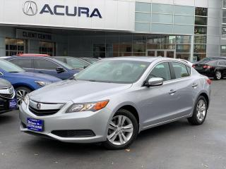 Used 2013 Acura ILX CLOTH | BLUETOOTH | SUNROOF | FWD | for sale in Burlington, ON