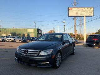 Used 2011 Mercedes-Benz C-Class 4dr Sdn C 250 4MATIC for sale in Burlington, ON