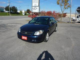 Used 2010 Chevrolet Cobalt LT w/1SA,LOW MILEAGE for sale in Kitchener, ON