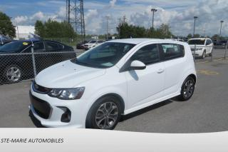 Used 2017 Chevrolet Sonic groupe rs mags fog for sale in St-Rémi, QC