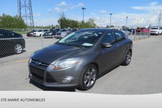 Used 2014 Ford Focus SE MAG DÉMAREUR A DISTANCE for sale in St-Rémi, QC