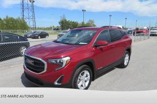 Used 2018 GMC Terrain AWD SIEGES CHAUFFANTS DÉMAREUR A DISTANCE for sale in St-Rémi, QC