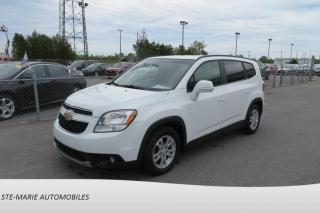 Used 2014 Chevrolet Orlando démareur a distance sieges chauffants fog for sale in St-Rémi, QC