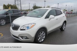 Used 2016 Buick Encore (CUIR,CRUISE,CAMERA) AWD for sale in St-Rémi, QC