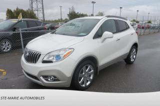 Used 2016 Buick Encore Awd Cuir for sale in St-Rémi, QC