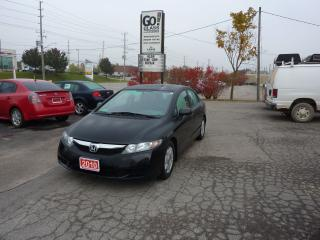 Used 2010 Honda Civic DX-G, ONE OWNER for sale in Kitchener, ON