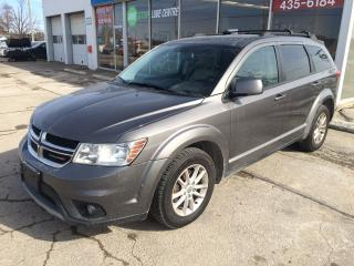 Used 2013 Dodge Journey SXT for sale in Alliston, ON