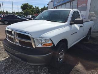 Used 2011 RAM 1500 ST for sale in Alliston, ON