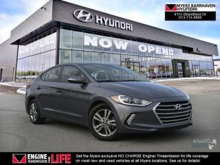 Used 2018 Hyundai Elantra GL Auto  - Heated Seats - $74.08 /Wk for sale in Nepean, ON