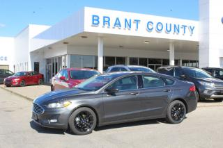 Used 2020 Ford Fusion SE for sale in Brantford, ON
