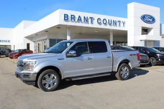 New 2019 Ford F-150 Lariat for sale in Brantford, ON