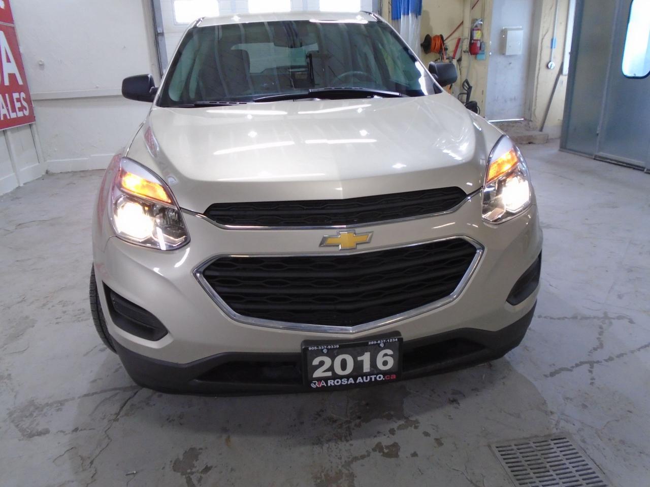 2016 Chevrolet Equinox