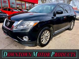 Used 2015 Nissan Pathfinder SL 4WD for sale in London, ON