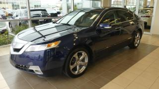 Used 2010 Acura TL TL V-6, SH-AWD for sale in Laval, QC