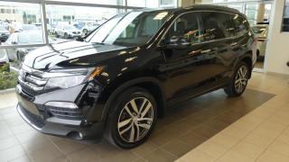 Used 2017 Honda Pilot AWD Touring for sale in Laval, QC