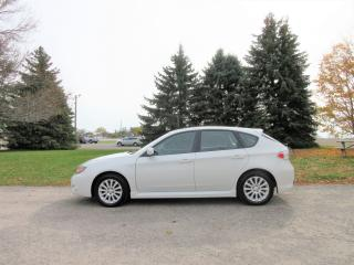 Used 2011 Subaru Impreza 2.5i w/Limited Pkg for sale in Thornton, ON