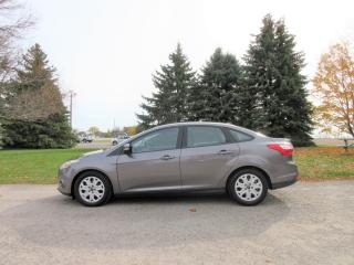 Used 2014 Ford Focus SE- ONE OWNER for sale in Thornton, ON