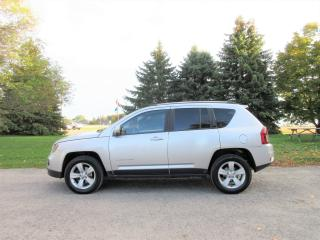 Used 2014 Jeep Compass sport 4x4 for sale in Thornton, ON