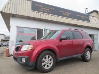 Used 2009 Mazda Tribute 6 CYLINDER, 4WHEEL DRIVE, TRIBUTE FORD ESCAPE for sale in Mississauga, ON