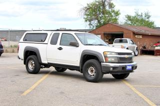 Used 2006 Chevrolet Colorado FALL SALES EVENT!!! WAS: $6,950 NOW $6,450 for sale in Brampton, ON