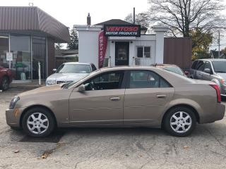 Used 2006 Cadillac CTS for sale in Cambridge, ON