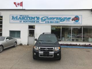 Used 2011 Ford Escape Limited for sale in St. Jacobs, ON