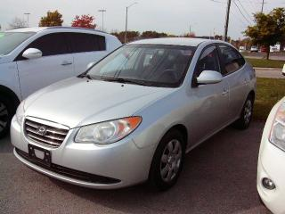 Used 2007 Hyundai Elantra GL for sale in Georgetown, ON