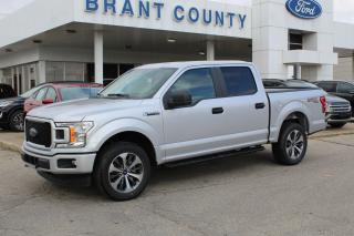 New 2019 Ford F-150 XL for sale in Brantford, ON