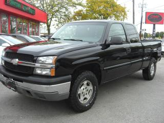 Used 2003 Chevrolet Silverado 1500 LS EXT 4X4 for sale in London, ON