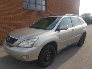 Used 2005 Lexus RX 330 leather-sunroof for sale in Oakville, ON